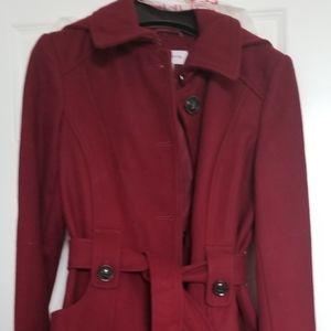 Liz Claiborne coat with hood